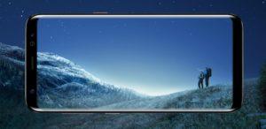Galaxy S8 デザインや大きさ