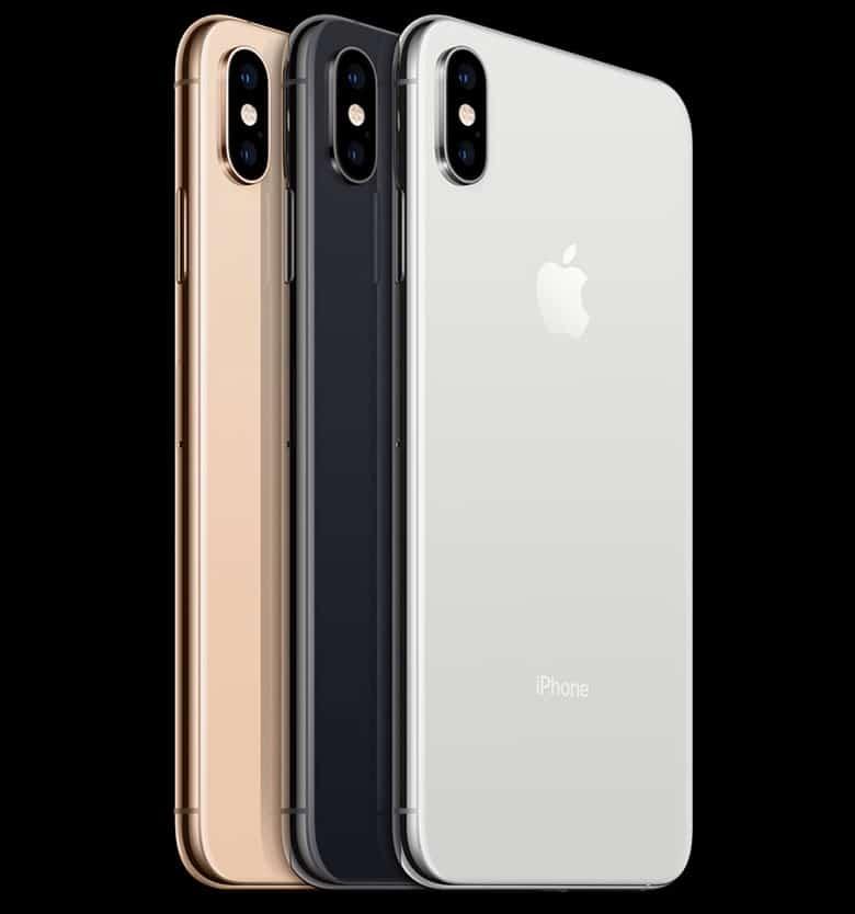 iPhone Xs Max(10s)のデザイン