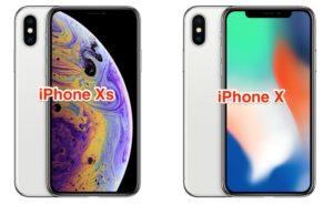 iPhoneXs_10s_のデザイン