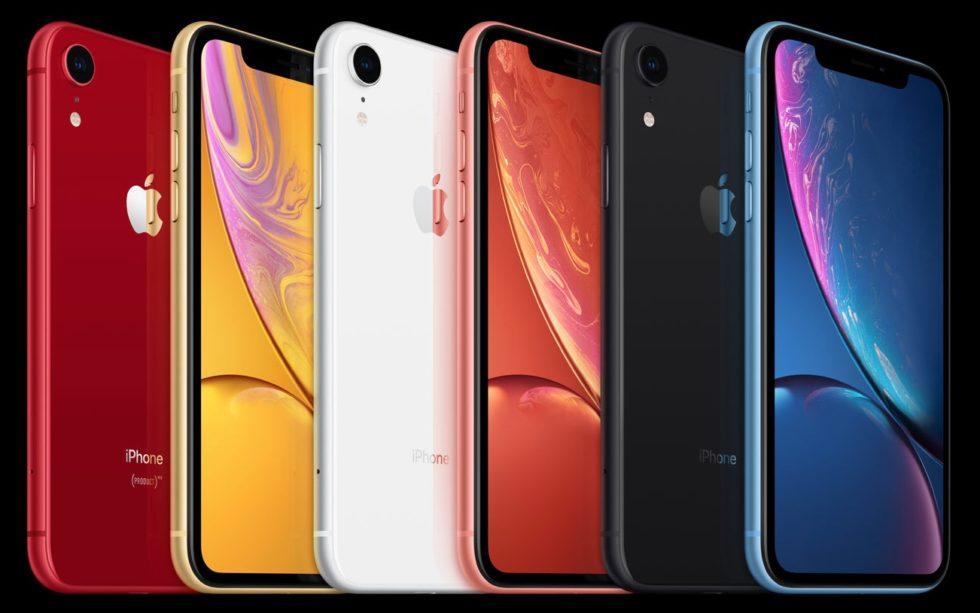 iPhone XR(10R)のデザイン