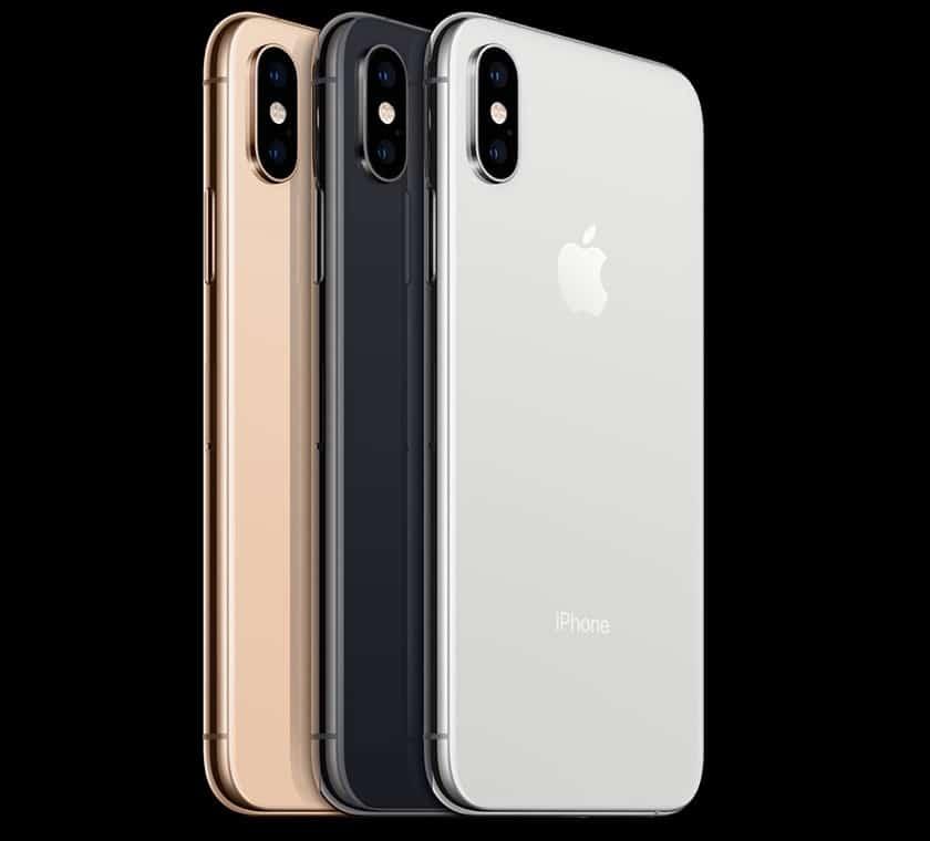 iPhone Xs(10s)のデザイン