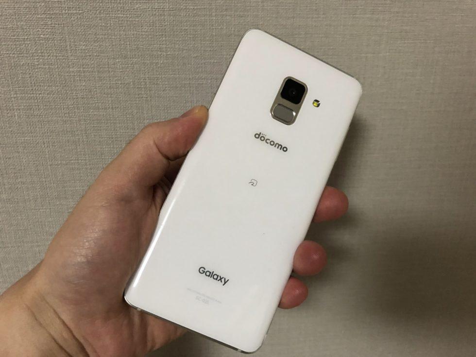 Galaxy Feel2(SC-02L)のデザイン