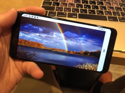 実機レビュー(評価)|Google Pixel 3/XLのスペックがヤバイ!