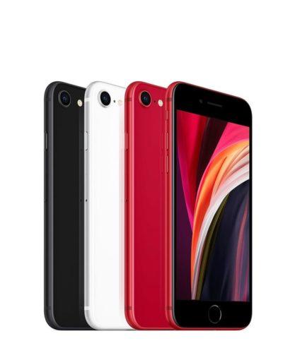 新型iPhone SE(2020)第2世代のデザインや大きさ