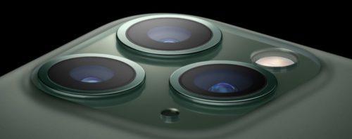 トリプルカメラもしくはデュアルカメラにグレードアップ