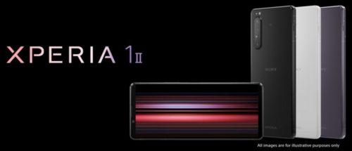 Xperia 1 IIのデザインや大きさ