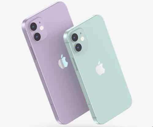 iphone12デザイン角ばった